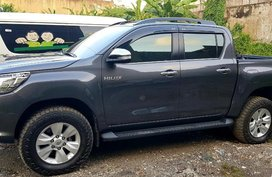 Used Toyota Hilux 2017 for sale in Davao City