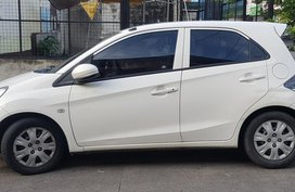 Honda Brio 2015 for sale in Lucena