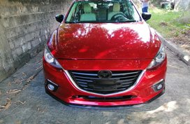 Selling Mazda 3 2016 Hatchback in Paranaque
