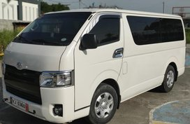 Toyota Hiace 2017 for sale in Bulacan