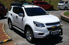 Chevrolet Trailblazer 2014 at 41000 km for sale