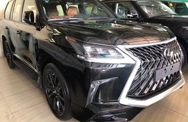 2020 Lexus Lx for sale in Quezon City