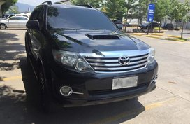 2014 Toyota Fortuner for sale in Mandaue