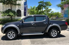 Mitsubishi Strada 2012 at 46000 km for sale in Taguig