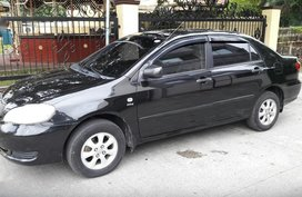2006 Toyota Altis 42000 km Manual for sale