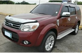 2013 Ford Everest for sale in Malolos