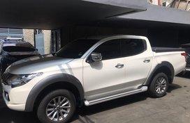 2015 Mitsubishi Strada for sale in Makati