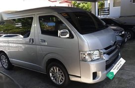 2014 Toyota Hiace for sale in Cebu City