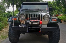 2003 Jeep Wrangler for sale in Cebu City