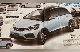 Honda Jazz 2020 images leaked days ahead of Tokyo Motor Show 2019