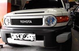 2015 Toyota Fj Cruiser for sale in Manila