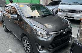 Sell 2nd Hand 2019 Toyota Wigo Manual Gasoline