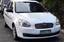 Selling Used Hyundai Accent 2008 Sedan in Las Pinas