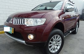 Sell 2010 Mitsubishi Montero GLS Diesel AT in Quezon City