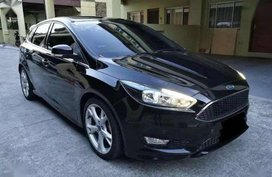 Selling 2016 Ford Focus Hatchback in Manila