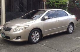 Used Toyota Altis 2008 1.6G A/T for sale in Imus