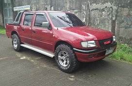 Used Isuzu Fuego LS 2000 for sale in Abra de llog