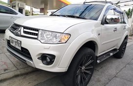 Used Mitsubishi Montero Sport GTV 2009 for sale in Santa Maria