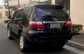 Used Toyota Fortuner 2010 for sale in Taguig