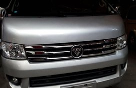 2018 Foton View Traveller at 18000 km for sale