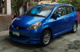2016 Honda Fit for sale in Davao City