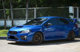 Subaru Wrx 2015 for sale in Mandaue