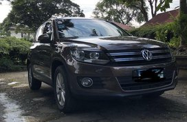 Volkswagen Tiguan 2014 for sale in Makati