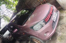 Pink 2016 Suzuki Celerio Manual for sale in Quezon City