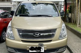 2010 Hyundai G.starex for sale in Pasig