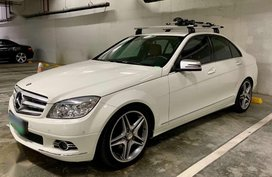 2011 Mercedes-Benz C200 for sale in Taguig