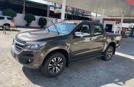 2017 Chevrolet Colorado for sale in Quezon City