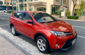 2015 Toyota Rav4 for sale in Manila