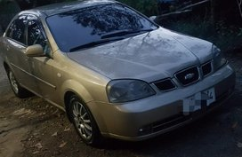2004 Chevrolet Optra for sale in Manila