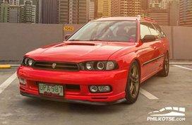 "Car of the Week | Subaru Legacy BG5 ""Project Baru"""