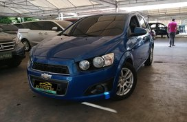 2013 Chevrolet Sonic LTZ 1.4 Hatchback Automatic Gasoline