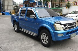 2005 Isuzu D-Max for sale in Quezon City