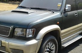 Isuzu Trooper 2002 Automatic Diesel for sale