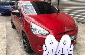 Mitsubishi Mirage GLX 2013 1.2 Gasoline