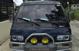 Selling Used Mitsubishi Delica Space Gear 1994 in Bacolod