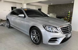 2nd-hand Mercedes-Benz S-Class 2018 for sale in Mandaue