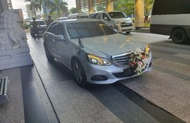 2014 Mercedes-Benz E-Class for sale in Manila