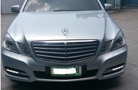 Used Mercedes-Benz E-Class 2013 for sale in Pasay