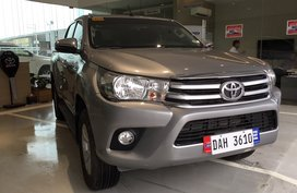 2018 Toyota Hilux Truck in Bacoor