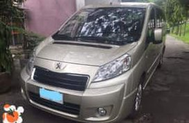 2014 Peugeot Expert Teppee AT Diesel for sale in Makati