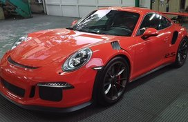 Used Porsche Gt3 2018 for sale in Quezon City