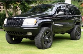1998 Jeep Cherokee for sale in Manila
