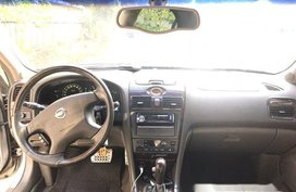 Silver Nissan Cefiro 2004 Automatic Gasoline for sale