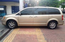 Chrysler Town And Country 2008 Automatic Gasoline for sale