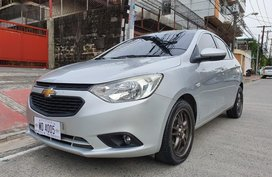 2017 Chevrolet Sail for sale in Quezon City
