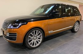 Brand New 2020 Land Rover Range Rover Autobiography SV long wheelbase